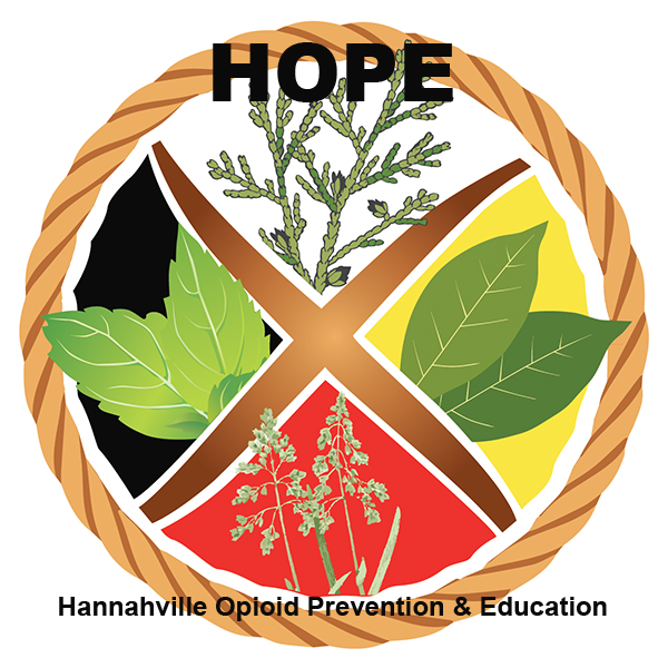 HOPE Hannahville Opioid Prevention & Education
